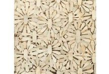 Rugs / Collection of stylish rugs and others floor coverings / by Modern Eve