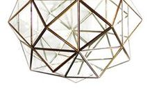 Lighting / Collection of stylish lighting including lamps, sconces, chandeliers and other light fixtures / by Modern Eve