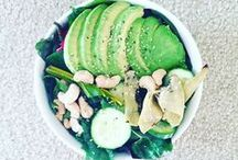 c l e a n / Recipes that won't make me fat :) / by Bailey Ellington