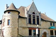 DuPage Architecture / Uncover some of the impressive architecture that can be found right here in DuPage County