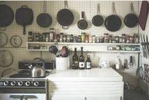 Kitchen / by Eleanor Gibert