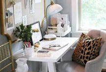 c r a f t  s p a c e / Crafty ways to craft a craft room :) / by Bailey Ellington