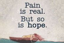 Chronic Pain / Illness / Dealing with chronic pain & mental illness.