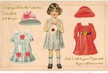 Paper Dolls / by Ellen Gegetskas