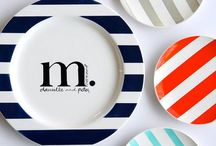 "vinyl monogram / cause nothing says, ""this is mine"" quite like having your initials right on it. / by Expressions Vinyl"