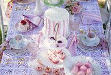 Joli buffet de printemps / by Maho ♥♥♥