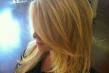 Hair Jealousy  / by Megan Melcher