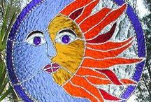 Stained Glass / by Gail Williams