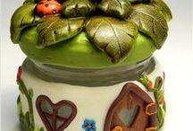 Clay & Jars