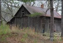 Barns & Buildings / Barns..buildings.. / by Barb's Burnt Tree