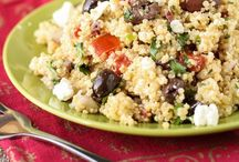 DINNER - Boom! Done! / Dinner recipes that lean towards healthy :) / by Maggie H-G