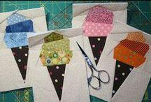 Quilting- Paper Piecing