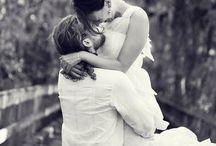 Poses noivado e casamento