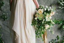 {WEDDINGS - Flower Power} / Beautiful Florals