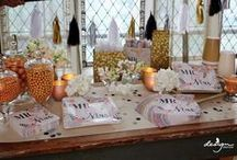Bridal Shower Ideas / Fun and creative ideas to shower your favorite bride with unforgettable memories!