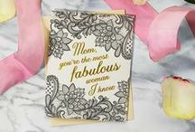 Mother's Day / There is no one quite like your Mother, and she needs to be celebrated! This board has gift ideas, beautiful greeting cards, and everything you need to make your Mom feel special.