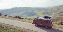 Live slow, drive slower / Volkswagen T3, Vanagon, Vanlife, VW, Travel, Explore, Nomads, Digital Nomads, Europe
