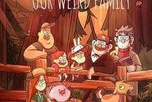 gravity falls / ∆ totally misterious ∆