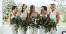 #ourweddingflowers+decor