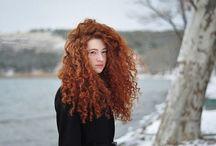 Curly Cues / by Marjorie Whitlock
