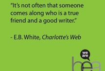 Book Quotes That Make Us Swoon / BookExpo America's team highlights book quotes from romance and chick lit that make us swoon and gush.  http://bit.ly/YwqNUa