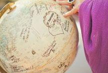 Around the World / by Sarsoura Girgis