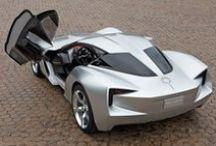 The Future is Near / Future concept vehicles.