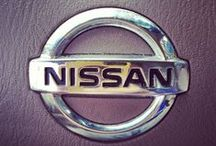 Nissan Logos, Advertising, Signage / Nissan logos, emblems, ads and signage from past & present. Learn about Hoselton Nissan history at http://www.hoselton.com.