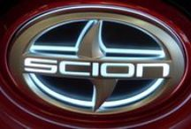 Scion Logos, Advertising, Signage / Scion logos, emblems, ads and signage from past & present. Learn about Hoselton Scion history at http://www.hoselton.com.