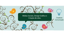 Nossos Serviços / Design Gráfico, Mídias Sociais, Criação de Sites, Assessoria de Imprensa