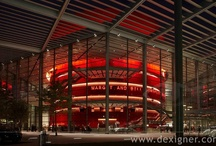 AT&T Performing Arts Center / The Center includes the Winspear Opera House, Wyly Theatre, Strauss Square and Sammons Park