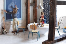 Playroom / by The Art of Making a Baby