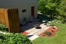 Backyard Designs / Lots of landscape and lighting designs and ideas for the back  yard.  Discover a plethora of interesting ideas and   cheap backyard design projects you can do yourself.