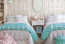 girls room / by Lauren Hughes Young
