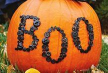 Halloween-ie things