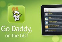 GoDaddy Products / Grow your web presence with official GoDaddy.com products and services—from domain name registration to website builders to web hosting to email marketing. / by GoDaddy