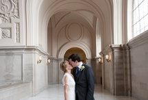 Chic City Hall Wedding / by Angela Richards
