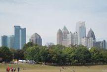 Atlanta Adventures / by Yeah Let's Go Atlanta