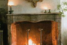 Mantels Fireplaces