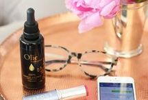 Olie b Beauty / We love the latest beauty tips, trends and advice. Look what we're pinning.