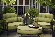Outdoor Decor / All kinds of outdoor decor ideas that you can use to enhance the livability of your outdoor spaces.  Backyard decor, patio furniture ideas, statues, and more.