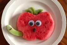 fun food for kids / by Catherine Golledge