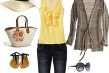 Spring and Summer Fashion / by Mallory M