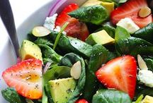 Salads / by Catherine Golledge
