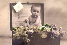 Graphics: vintage baby