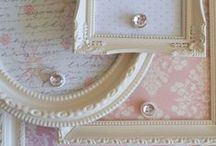 Frame Decor / Decorating with frames and frame crafts.