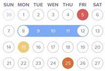 UI - Calendar