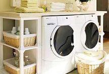 Laundry Room / by Leah Bashford