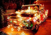 I'm Dreaming of an Automotive Christmas / All things automotive for this holiday season! #christmas #auto #hoselton