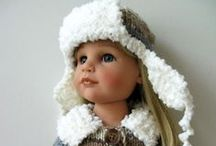 """Gotz Doll Fashion / knitted and other creations for the 18"""" medium body doll such as Gotz and similar (mostly my work)"""